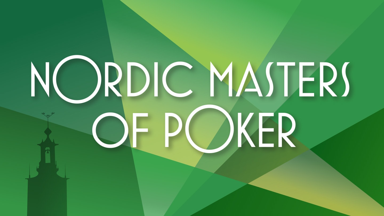 Nordic Masters of Poker på Casino Cosmopol
