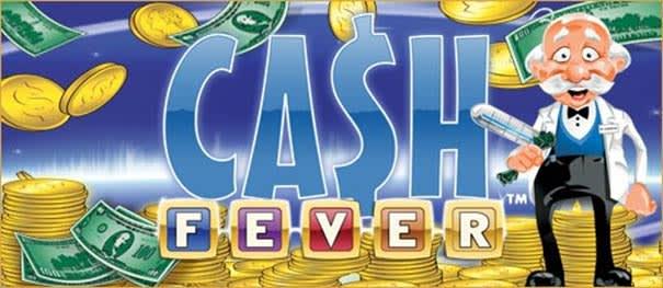 Jackpot på Cash Fever