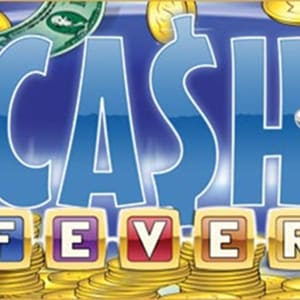 Cash Fever - Progressive jackpot