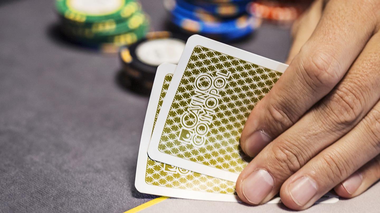 Poker på Casino Cosmopol i Malmö