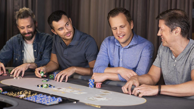 Resultat från pokerturneringar på Casino Cosmopol i Sundsvall