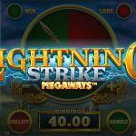 Lightning Strike Megaways from Blueprint Gaming now live - Logo