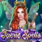 Big Logo of Faerie Spins Slot by Betsoft Gaming