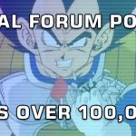 100k Forum Posts