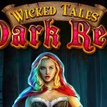 wicked tales dark red logo