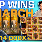 Top Slot Wins March 2019