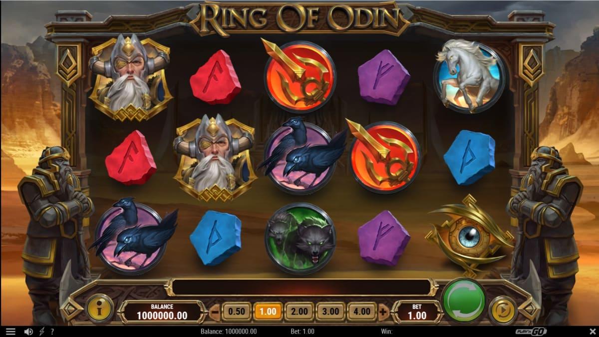 Ring of Odin Design and Symbols