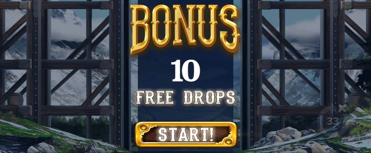 Black River Gold Free Spins Feature