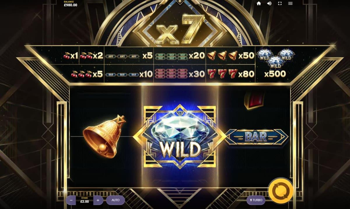 Multiplier Riches Wild