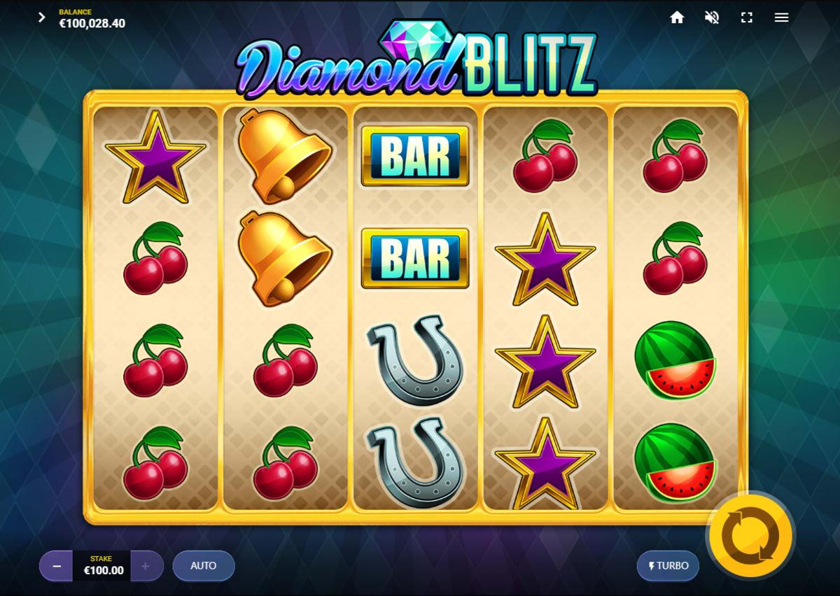 Diamond Blitz Main