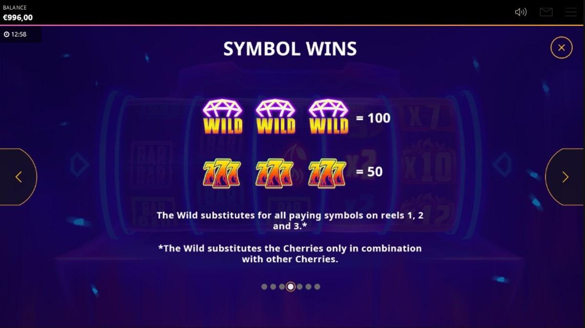 Hot Slots Symbols