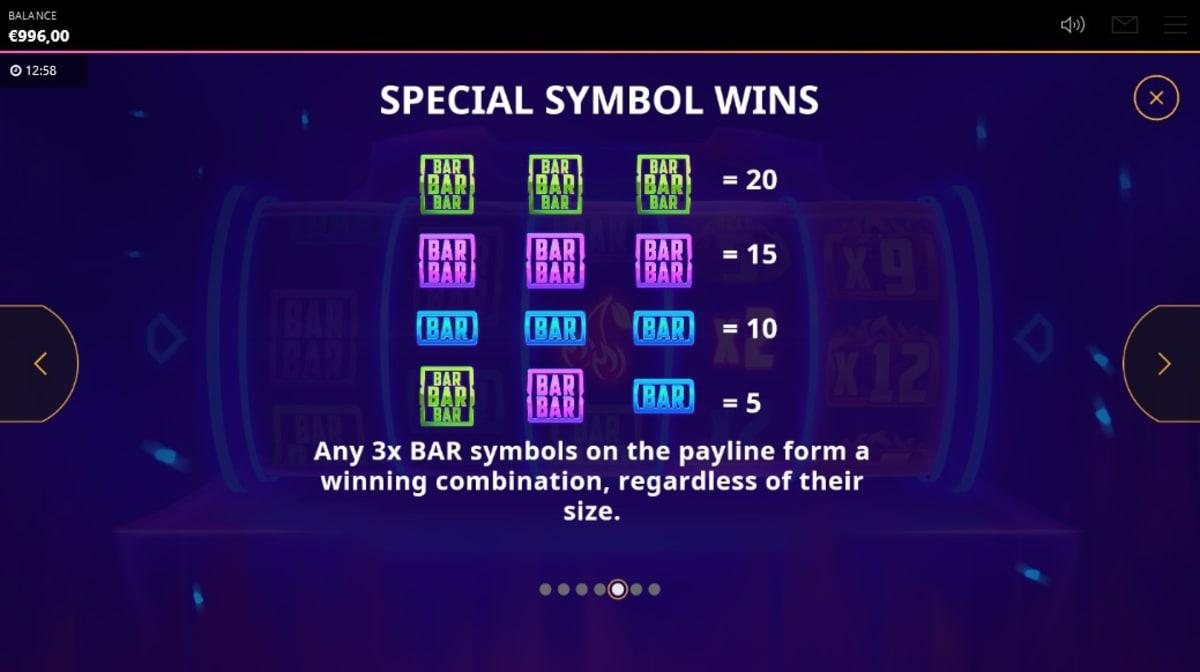 Hot Slots Special Symbols