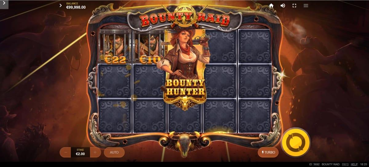 bounty raid bounty hunter feature
