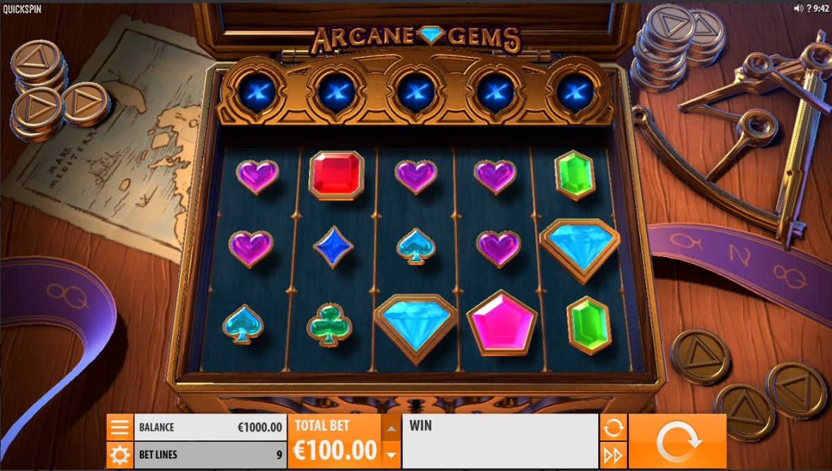 arcane gems main
