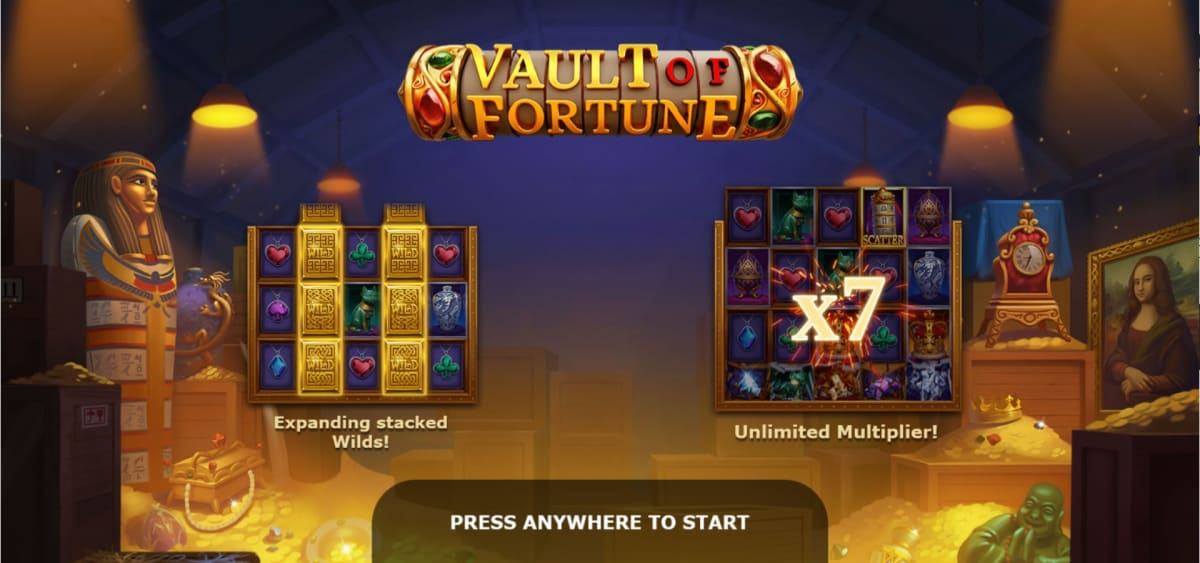 vault of fortune features