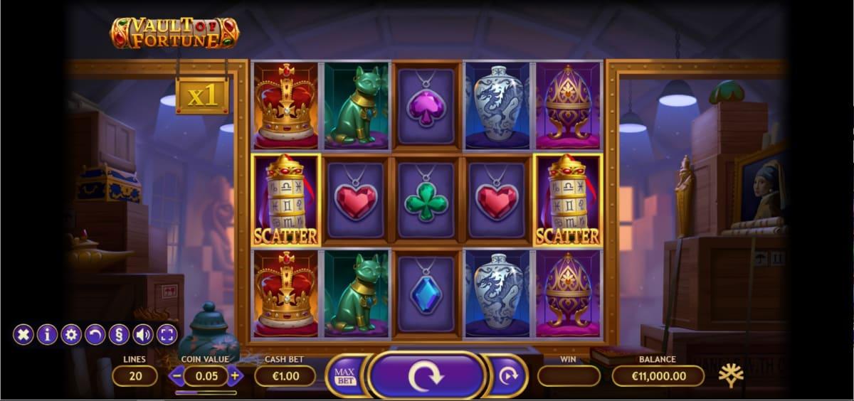 vault of fortune main