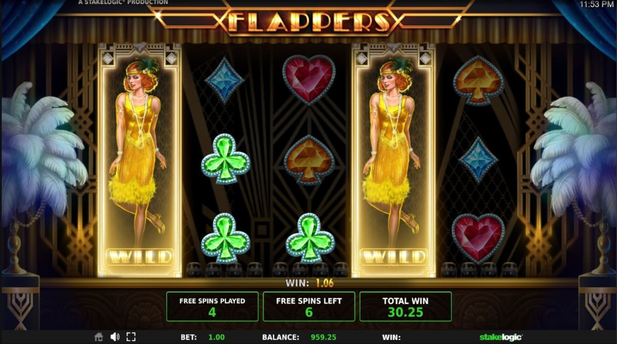 flappers free spins pic(s)