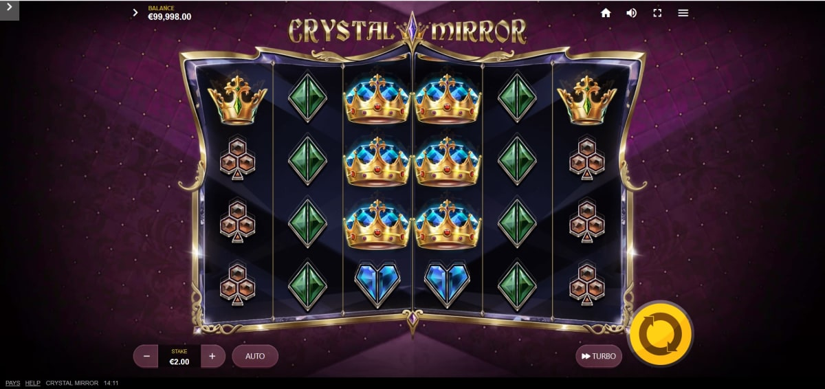 crystal mirror main