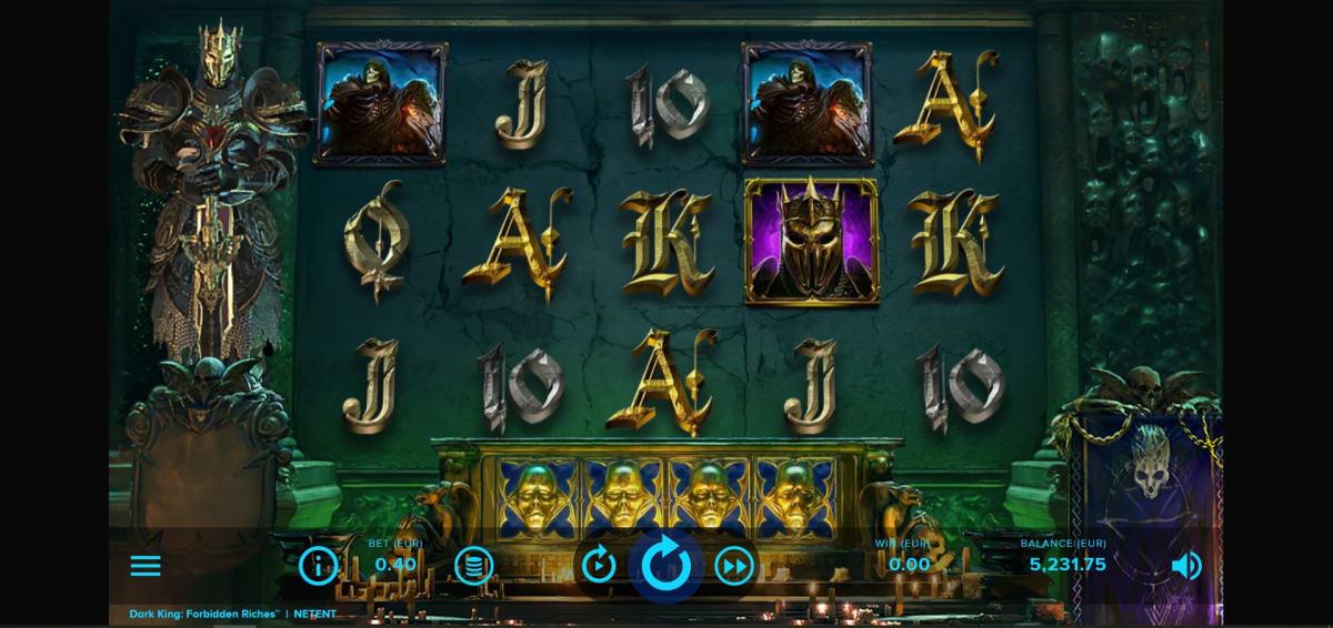 dark king: forbidden riches main