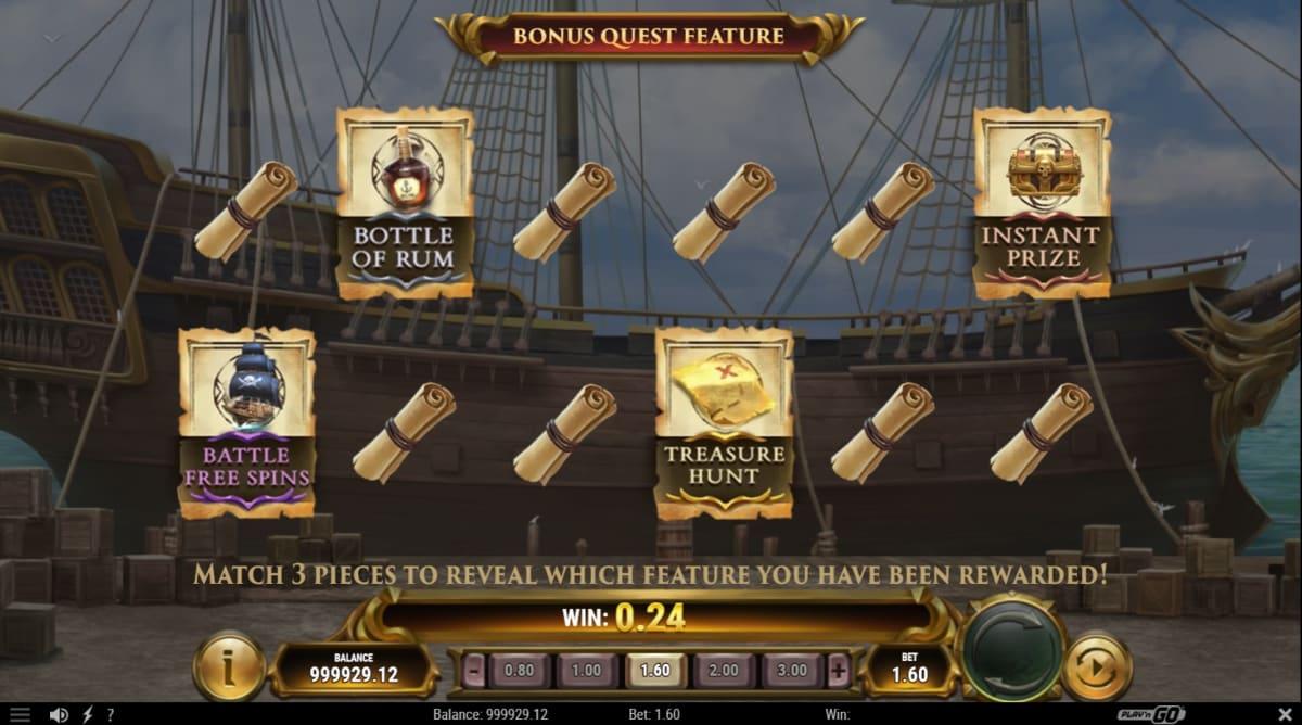 bonus quest picture
