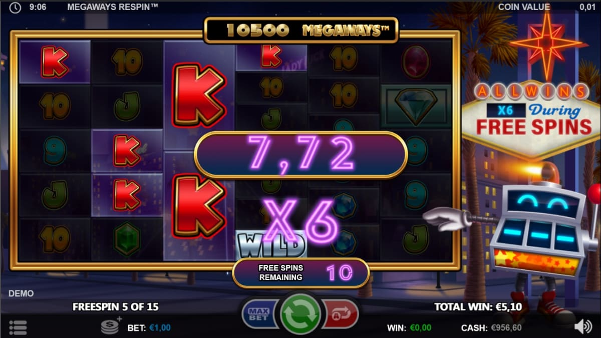add free spins win with multiplier pic