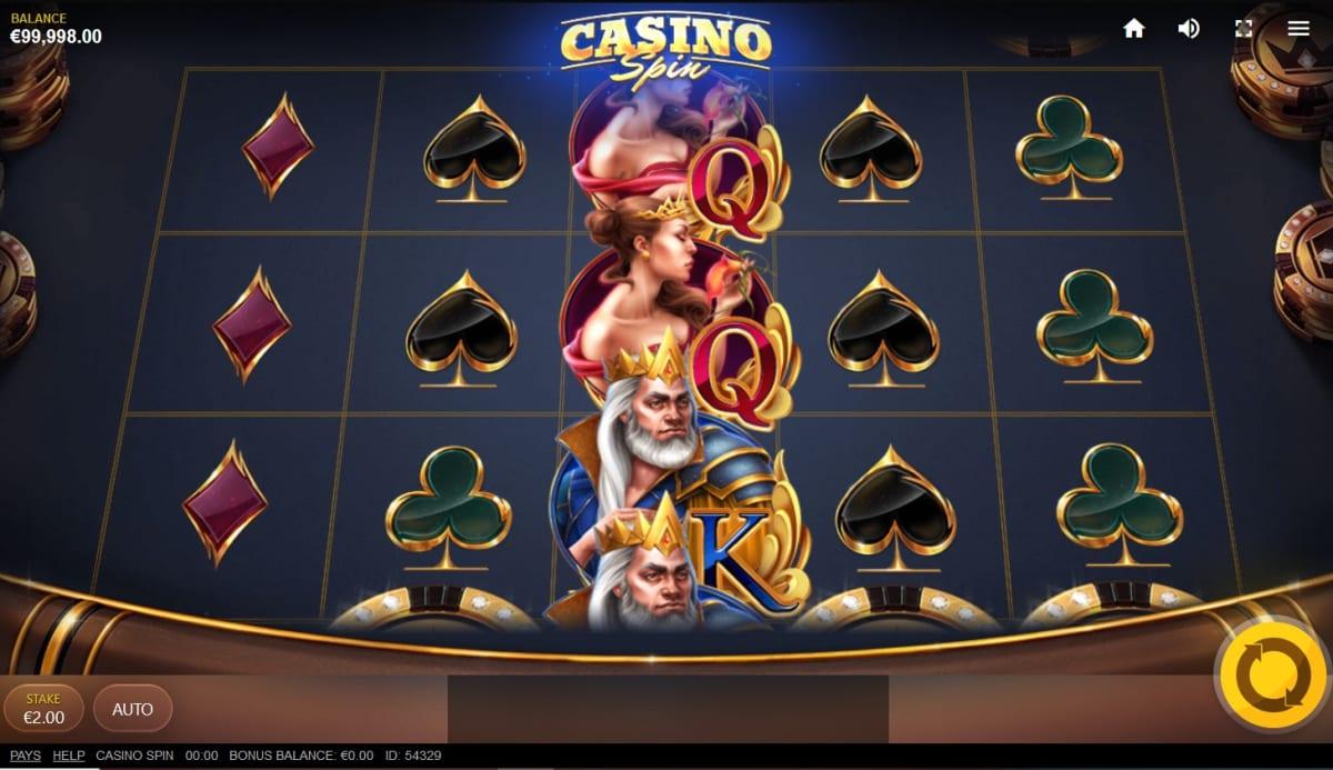 casino spin main