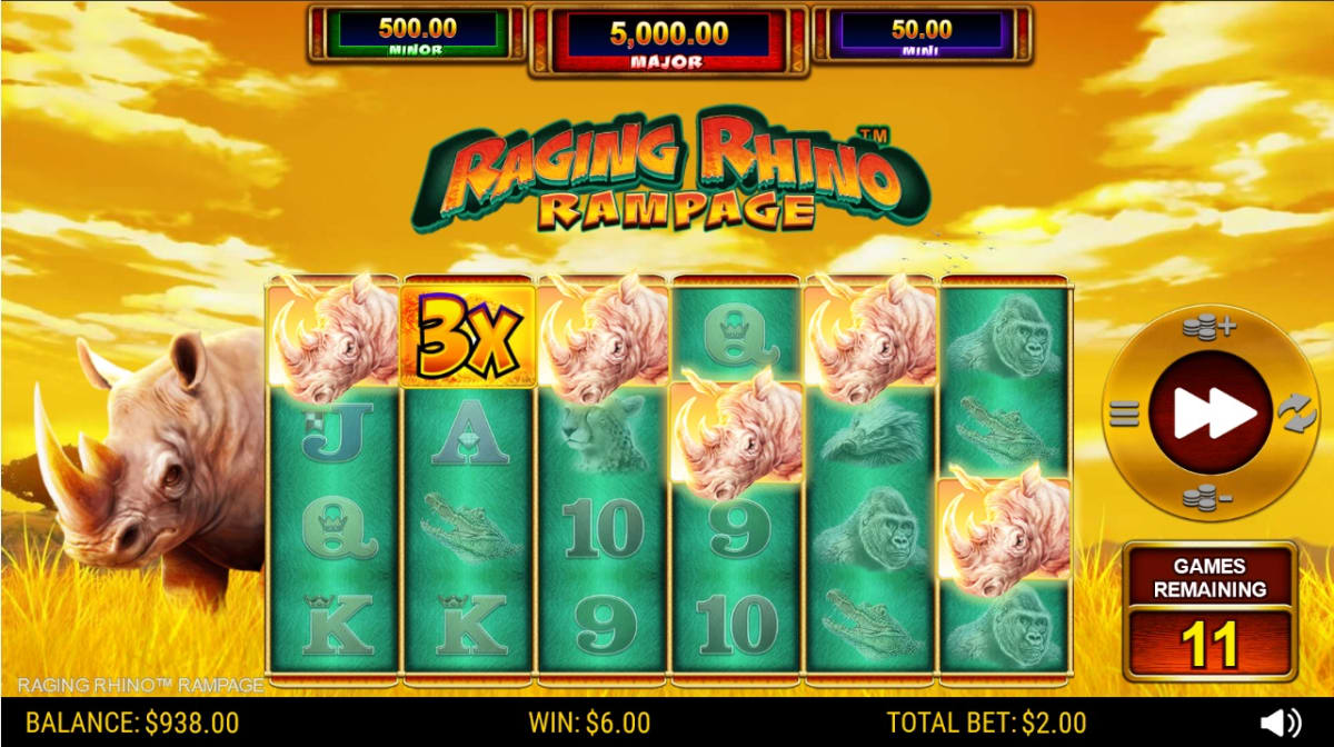 free spins multiplier wilds pic