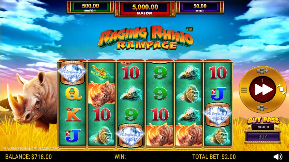 trigger free spins pic