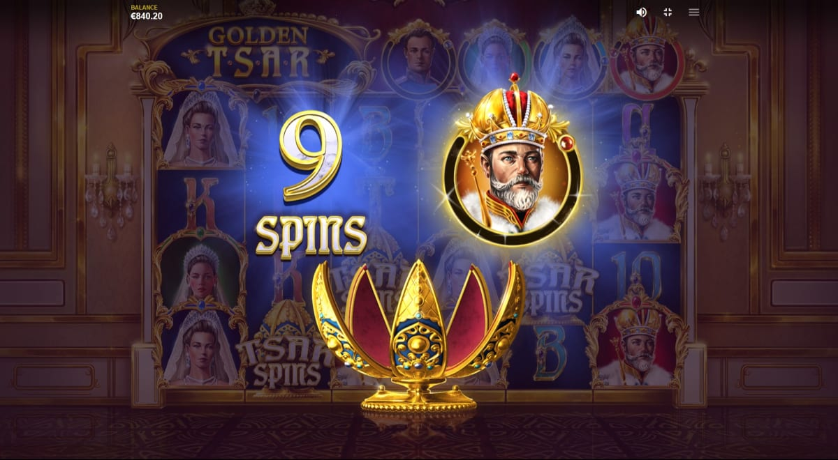 free spins trigger pic