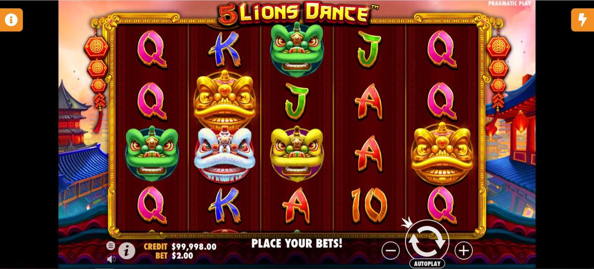 5 lions main