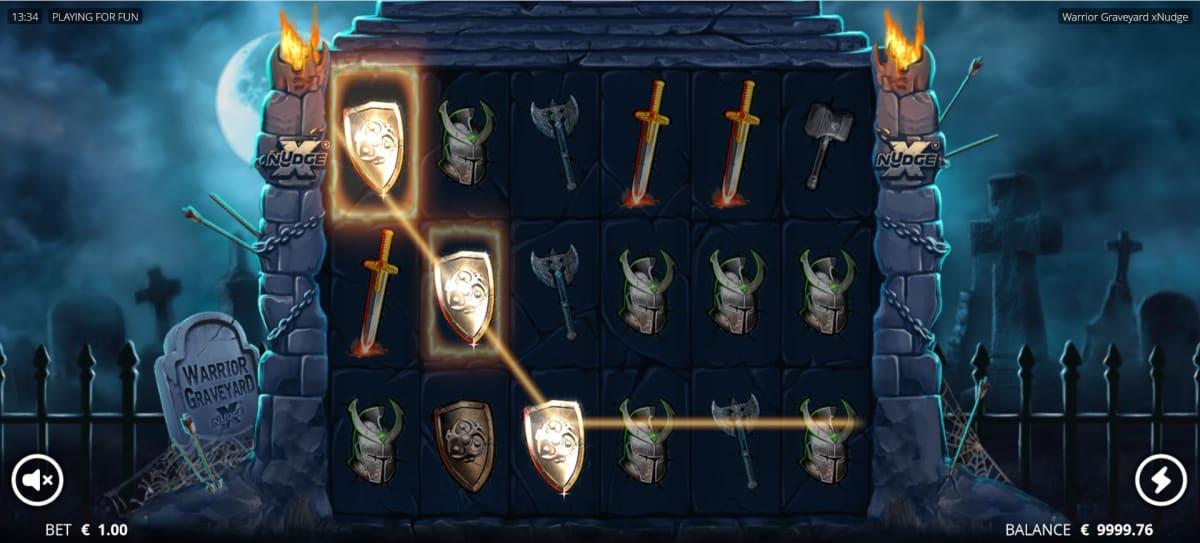 warrior graveyard main