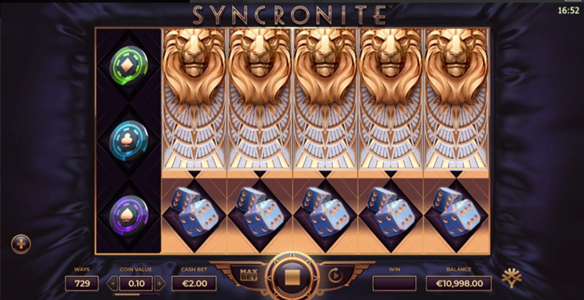 Syncronite Splitz - Synced Reels