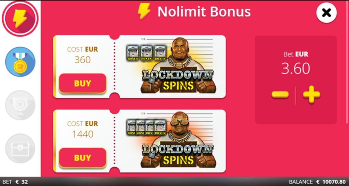 san quentin buy bonus