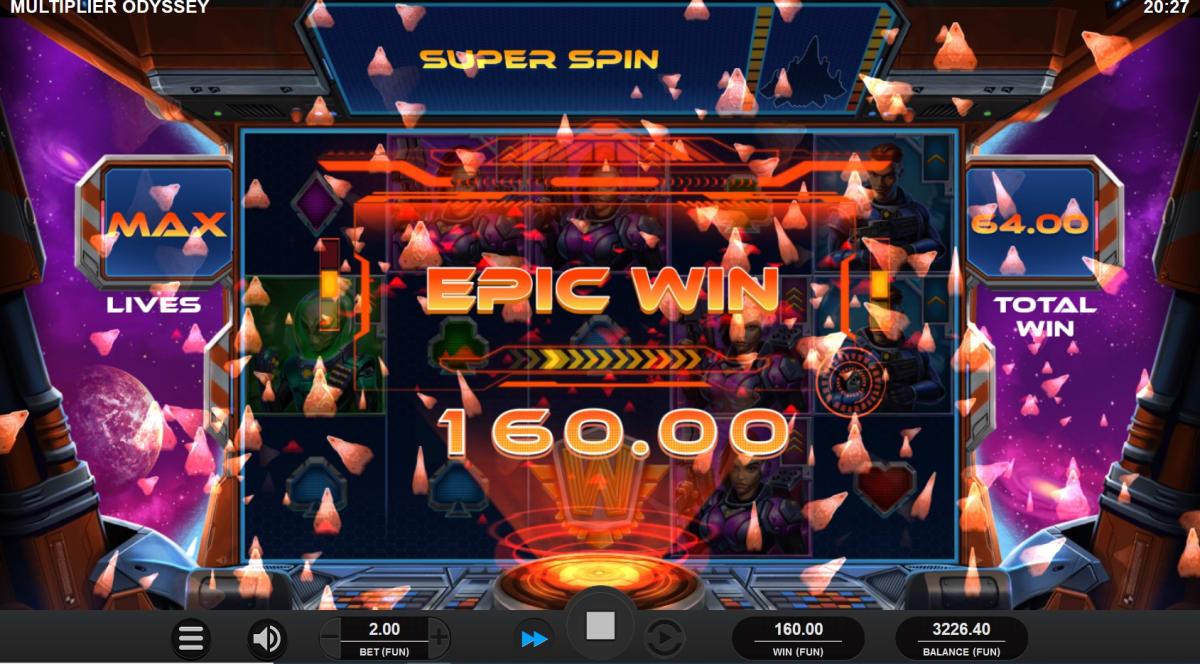 add super spins win pic