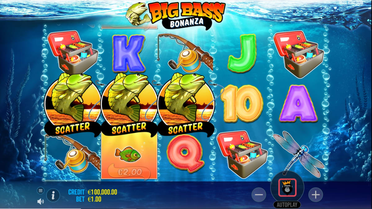 add trigger free spins pic