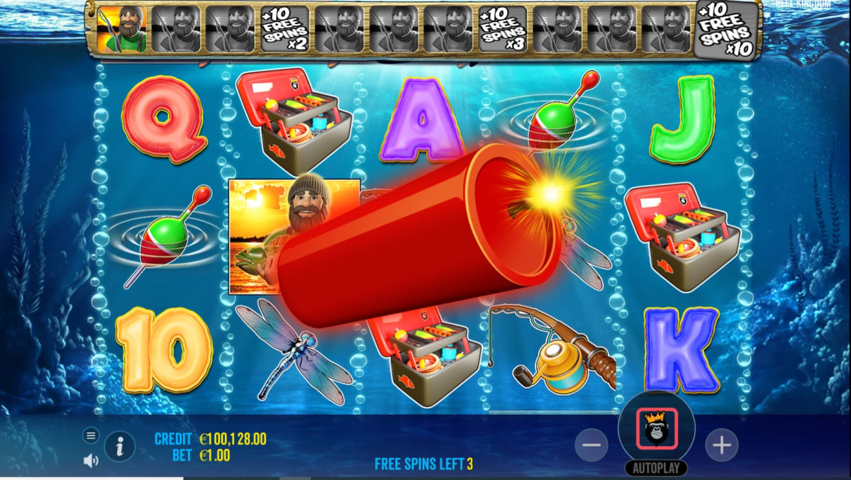 add free spins fisherman's dynamite pic