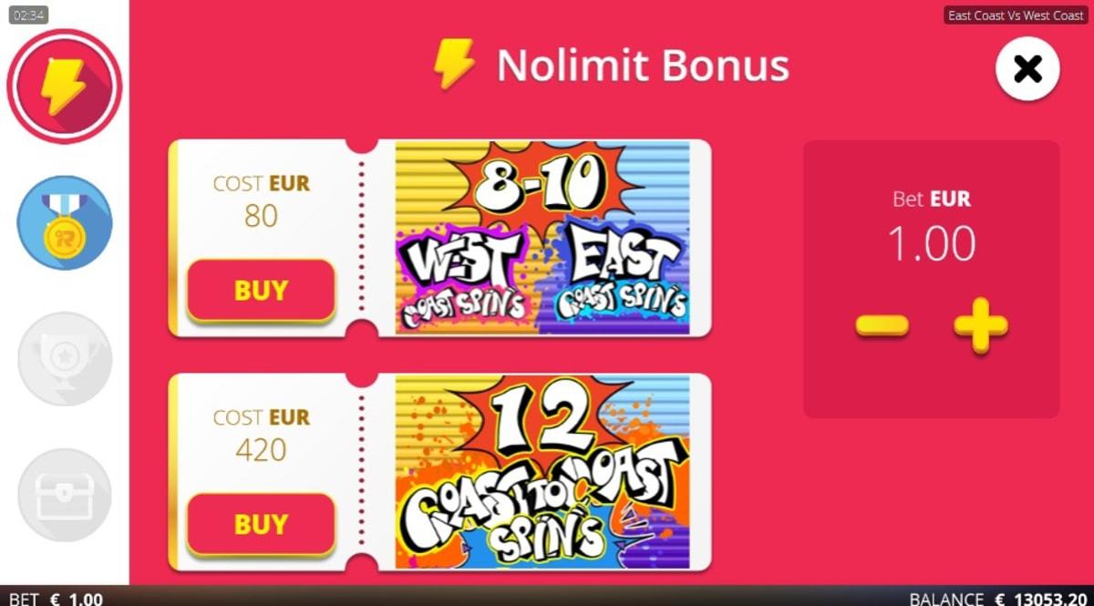 add no limit bonus pic