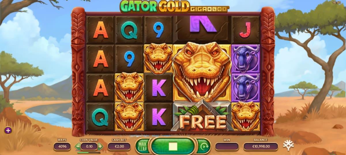 gator gold main