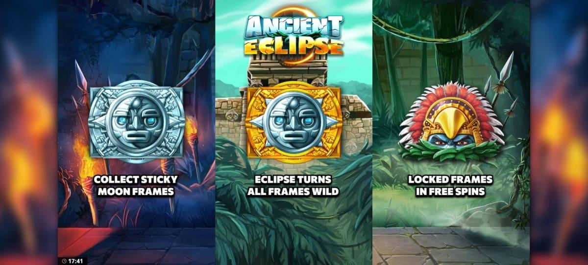 ancient eclipse splashscreen