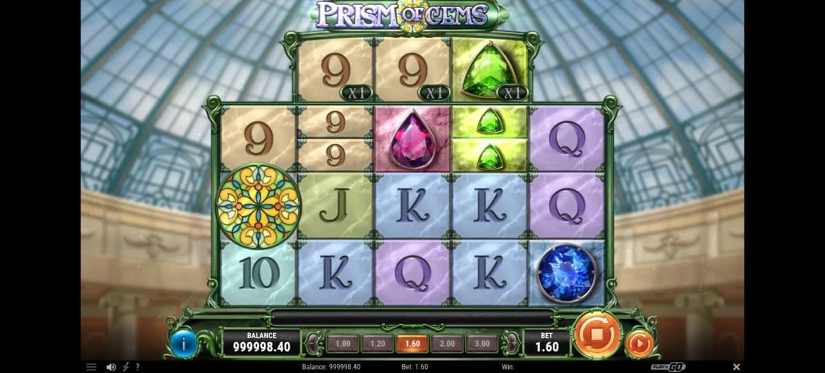 prism of gems main