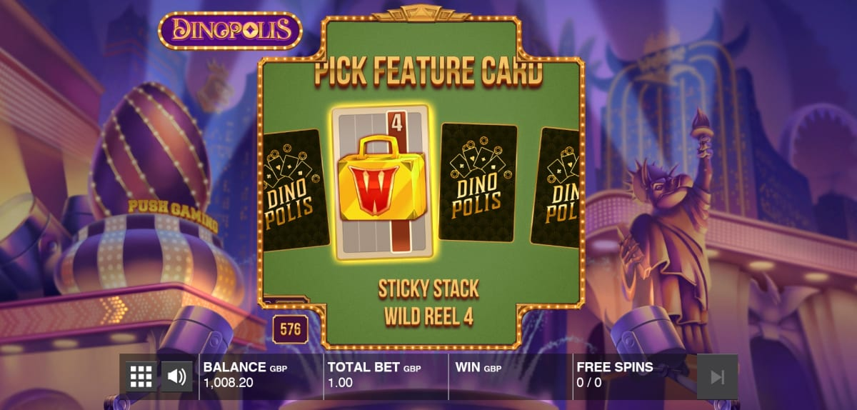 free spins pick pic