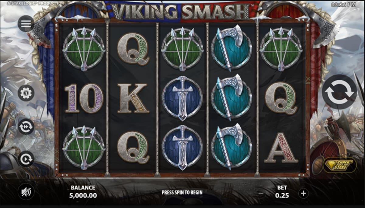 viking smash main
