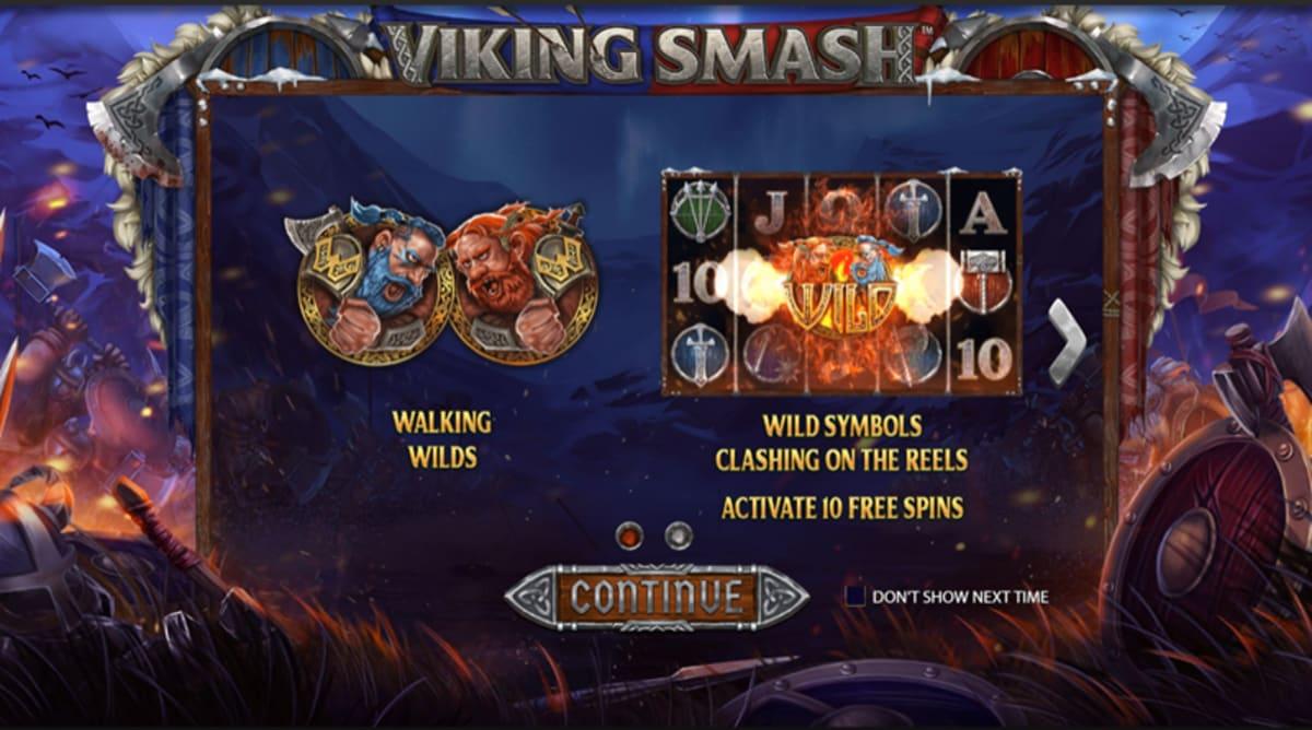 viking smash splashscreen