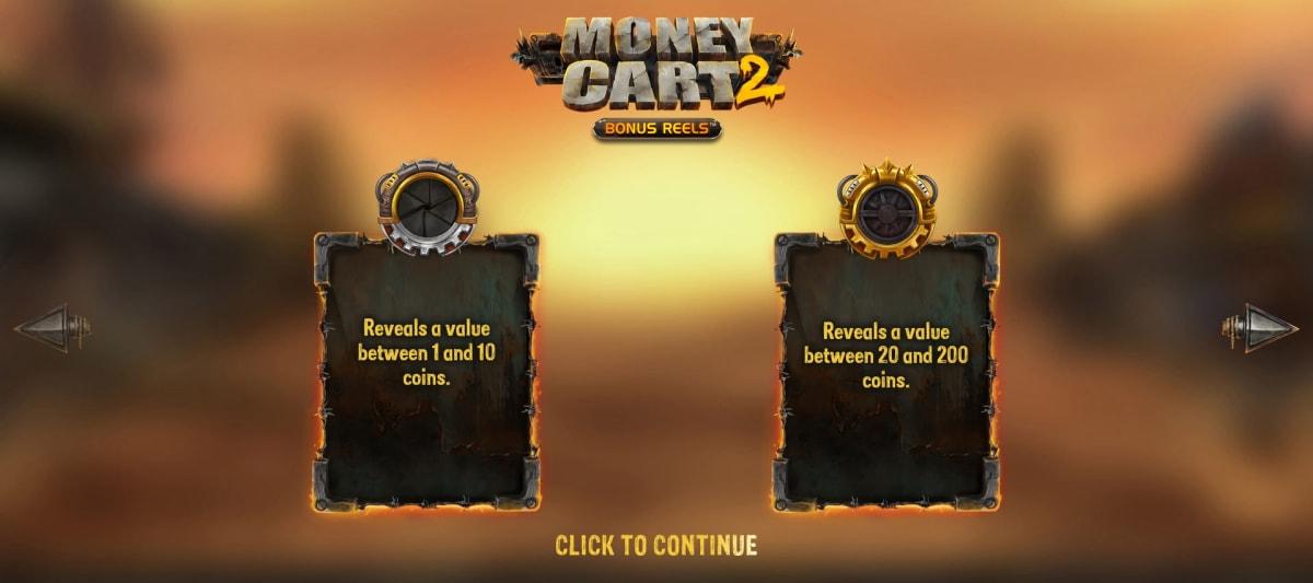 money cart 2 splashscreen