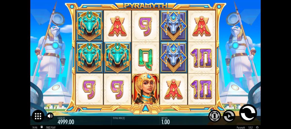 pyramyth main