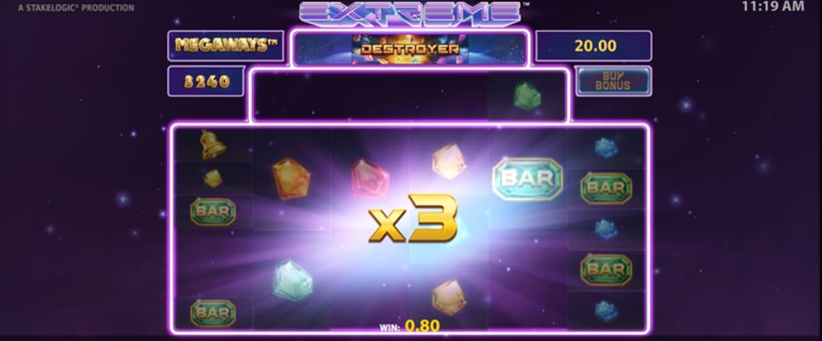 free spins win multiplier