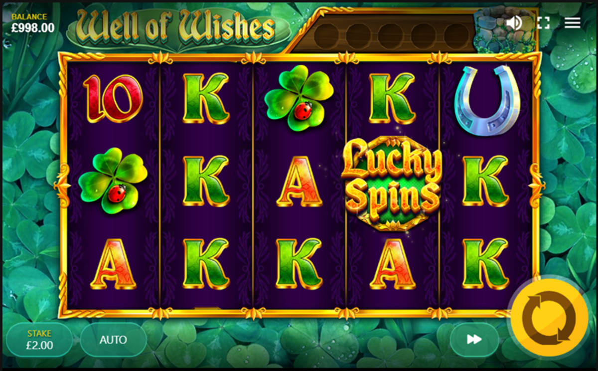 well of wishes main