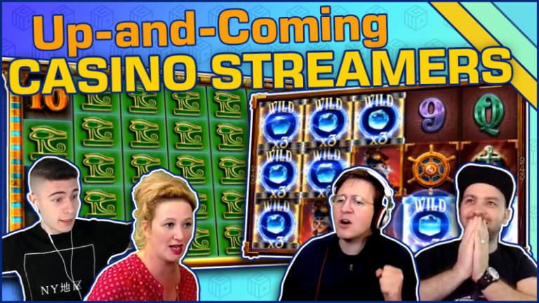 Top Up & Coming Streamers Volume 5