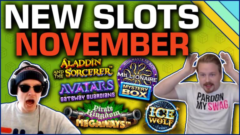 Top New Slots of November