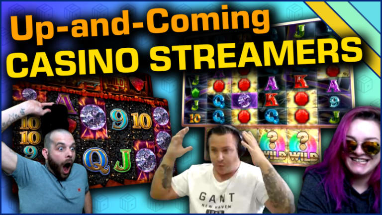 Top Up 'n' Coming Casino Streamers (January 2020)